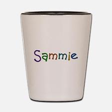Sammie Play Clay Shot Glass