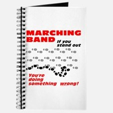 Marching Band Journal
