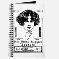 Norma Talmadge Secrets Journal