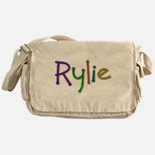 Rylie Play Clay Messenger Bag