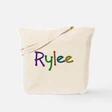 Rylee Play Clay Tote Bag