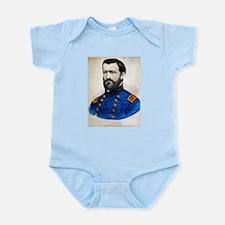 Lieut. Genl. Ulysses S. Grant - 1907 Infant Bodysu