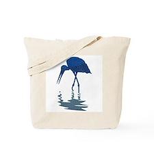 Blue Crane Tote Bag