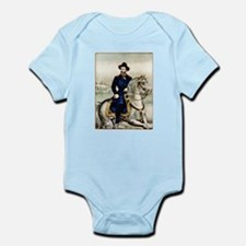 Lieut. Genl. Ulysses S. Grant 2 - 1907 Infant Body