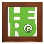 Hero/Alter Ego Framed Tile