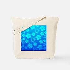 BlueHibiscusHonu Tote Bag