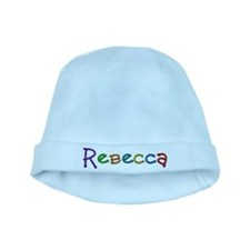 Rebecca Play Clay baby hat