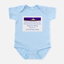GOLDEN SLUMBERS Infant Bodysuit