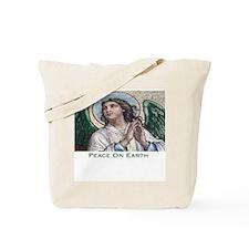 Peace Angel Tote Bag