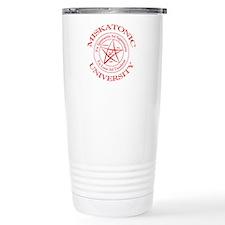 Miskatonic University Travel Coffee Mug