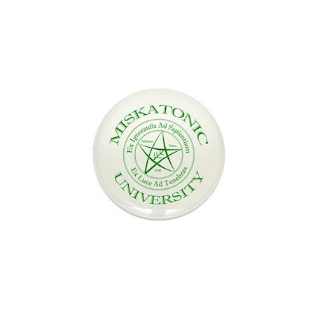 Miskatonic University Mini Button