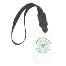 Miskatonic University Luggage Tag