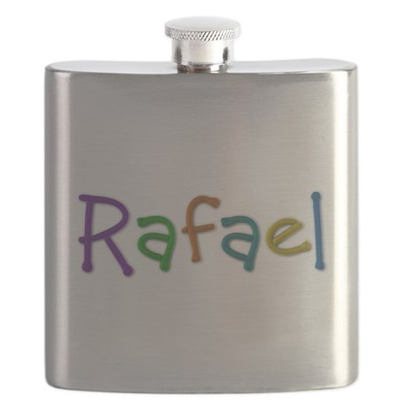 Rafael Play Clay Flask