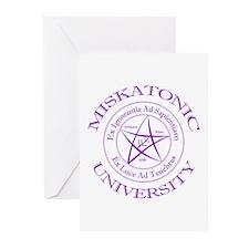Miskatonic University Greeting Cards (Pk of 20)