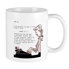 Screenwriters Conceit Mugs