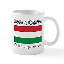 Hungarian Parts Mug