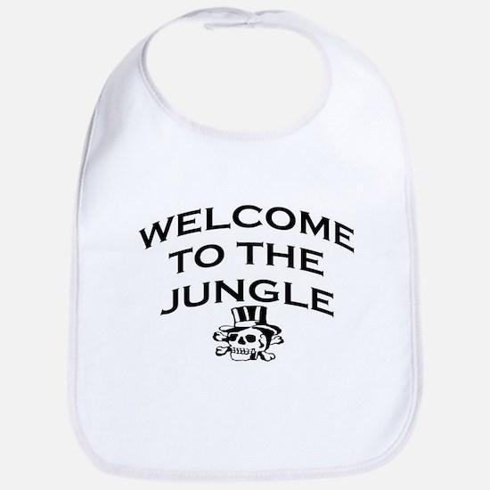WELCOME TO THE JUNGLE Bib