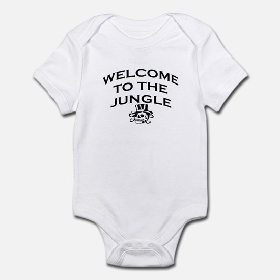 WELCOME TO THE JUNGLE Infant Bodysuit