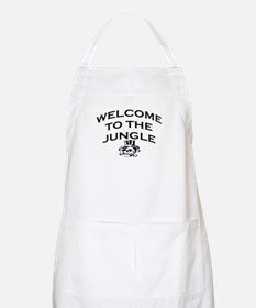 WELCOME TO THE JUNGLE Apron