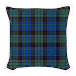 Tartan - Stewart Woven Throw Pillow