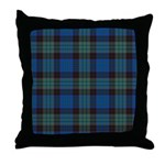 Tartan - Stewart Throw Pillow