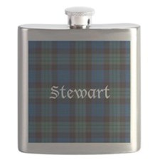 Tartan - Stewart Flask