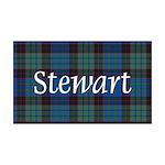 Tartan - Stewart 35x21 Wall Decal