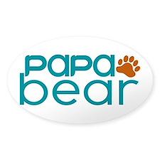 Matching Family - Papa Bear Decal