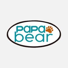 Matching Family - Papa Bear Patches
