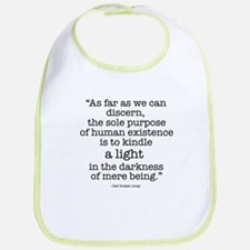 'To kindle light' by Carl Jung Bib