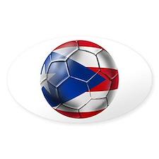 Puerto Rico Football Decal