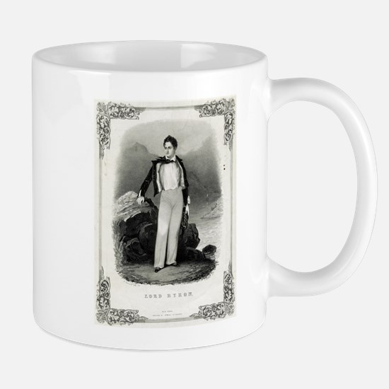 Lord Byron - 1840 Mug