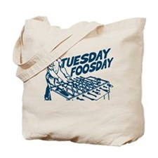 Tuesday Foosday Tote Bag