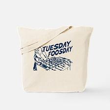 Tuesday Foosday Tote Bag