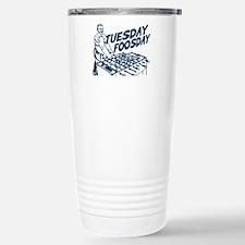Tuesday Foosday Travel Mug