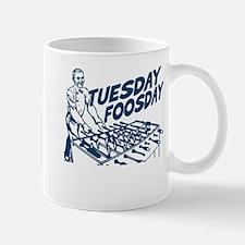 Tuesday Foosday Mug