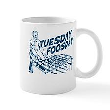 Tuesday Foosday Small Mugs