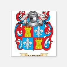 Alonso Coat of Arms Sticker