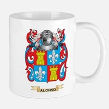 Alonso Coat of Arms Mug