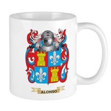 Alonso Coat of Arms Mug