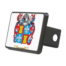 Alonzo Coat of Arms Hitch Cover