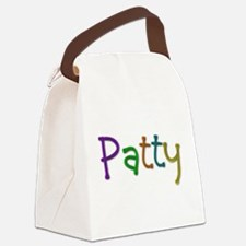 Patty Play Clay Canvas Lunch Bag