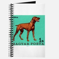 1967 Hungary Vizsla Dog Postage Stamp Journal