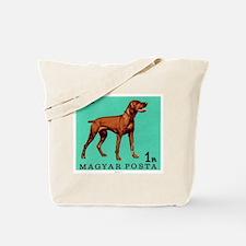 1967 Hungary Vizsla Dog Postage Stamp Tote Bag