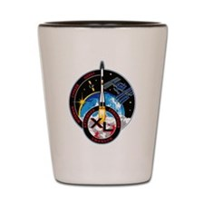 Expedition 40 Shot Glass