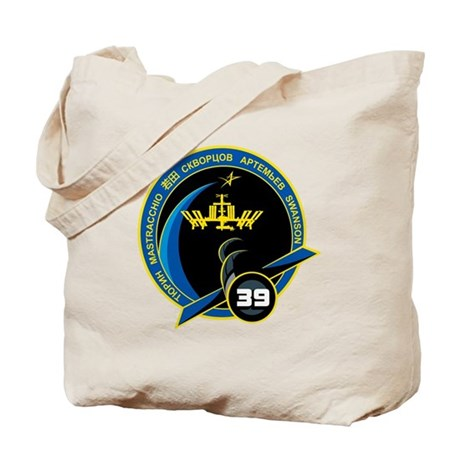 Expedition 39 Tote Bag