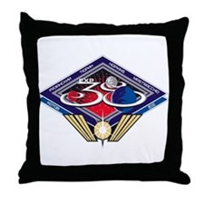 Expedition 38 Throw Pillow