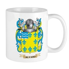 Alvaro Coat of Arms Mug
