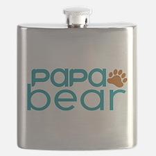 Matching Family - Papa Bear Flask