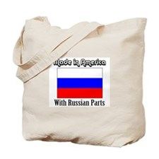 Russian Parts Tote Bag